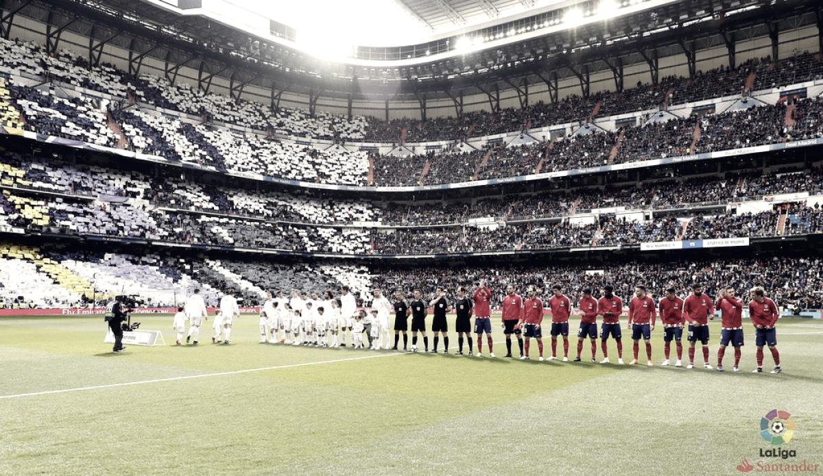 Liga - Griezmann risponde a Ronaldo: 1-1 tra Real Madrid e Atletico