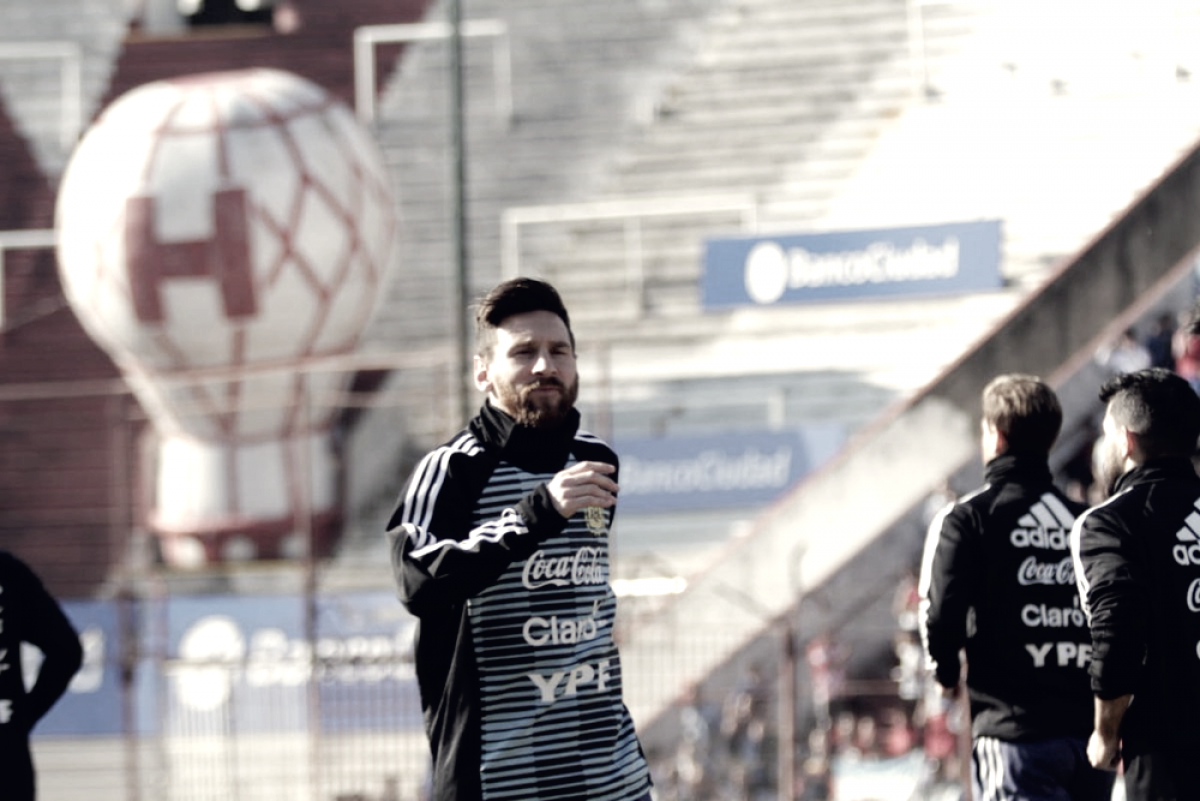 """Messi giura amore eterno al Barcellona: """"In Europa mi vedo solo qui"""""""