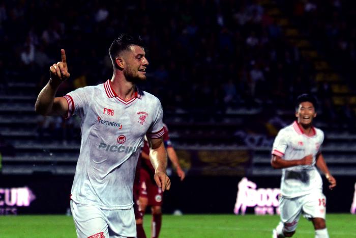 Serie B, Cittadella-Perugia 1-1. A Cerri risponde Salvi