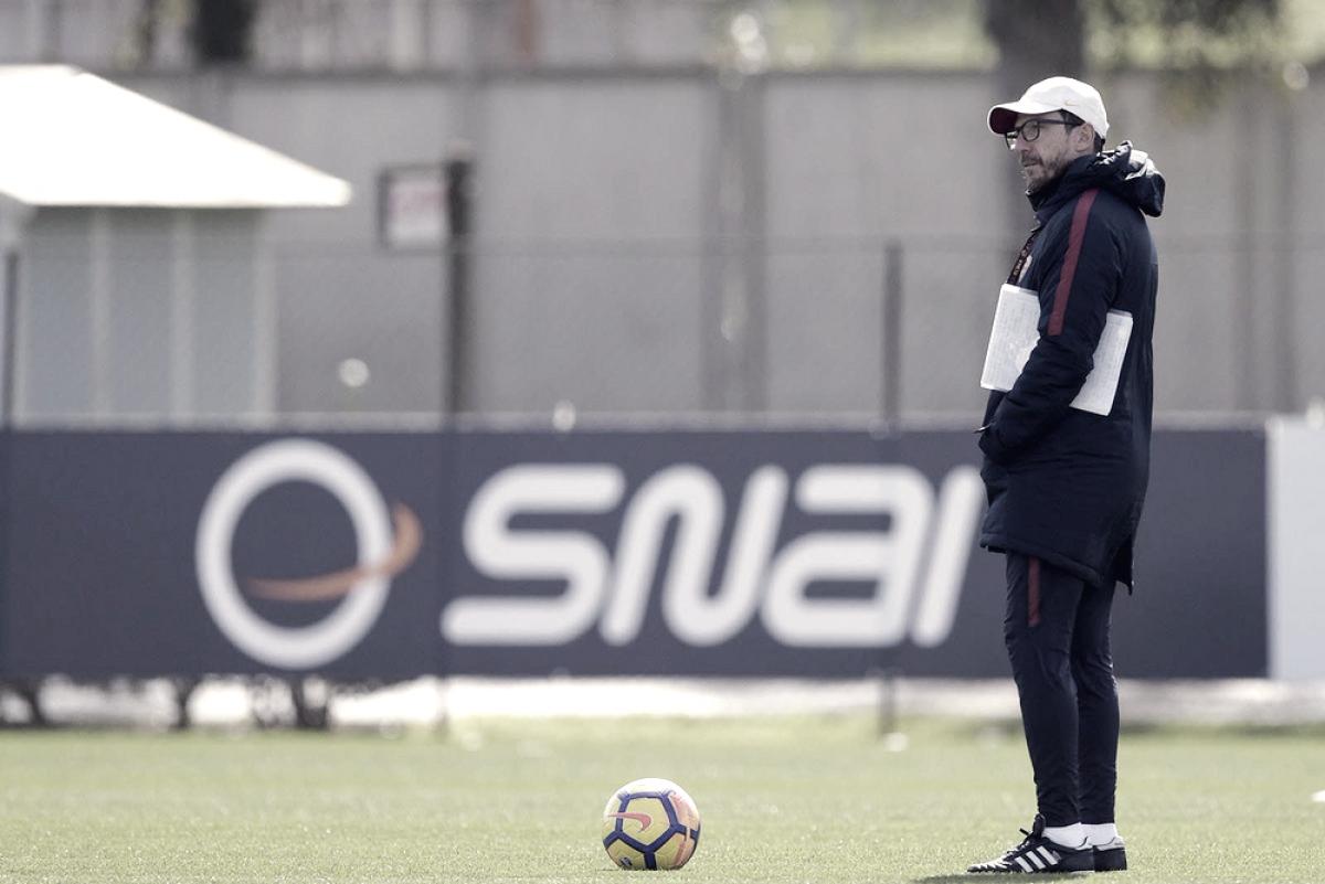 Roma: recupera De Rossi per il Torino
