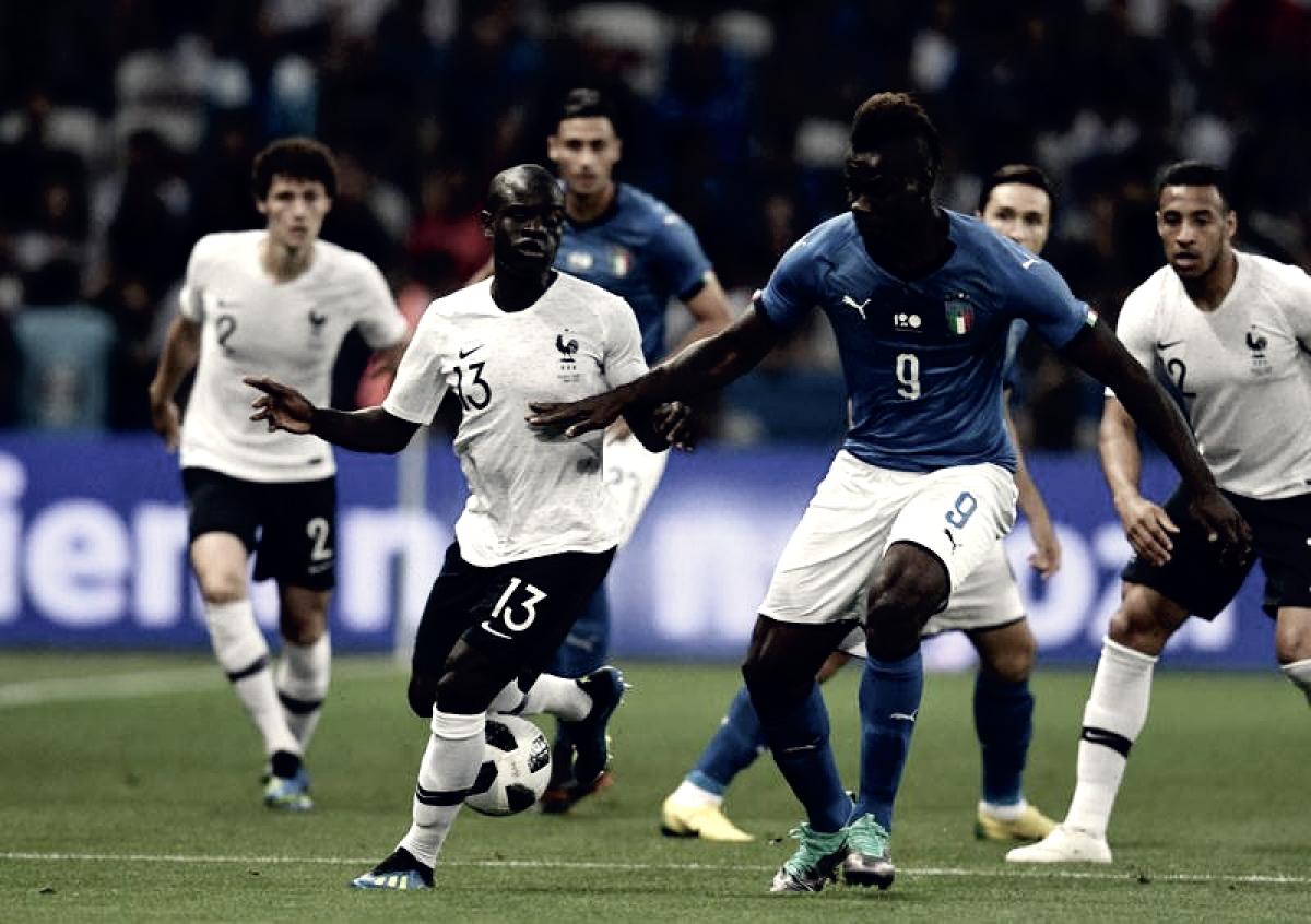 Italia - Surclassati dalla Francia: non era (solo) colpa di Ventura