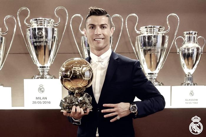 Cristiano Ronaldo IV