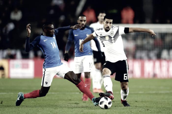 Resultado Alemanha x França no amistoso internacional 2017 (2-2)