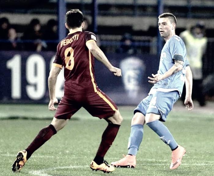 """Empoli, Cosic: """"Sono a completa disposizione per il match con la Roma"""""""