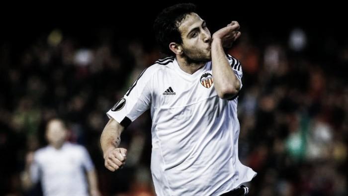 Valencia, Parejo ripreso ubriaco in discoteca