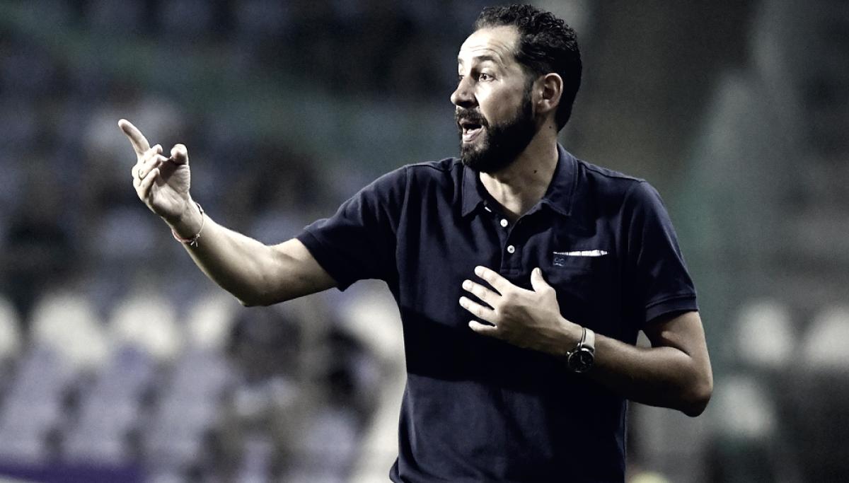 """Machín enaltece jogadores do Sevilla pela classificação na Europa League: """"Fizeram parecer fácil"""""""