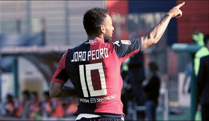 Serie A - Al Cagliari basta Joao Pedro: battuto il Pescara 1-0