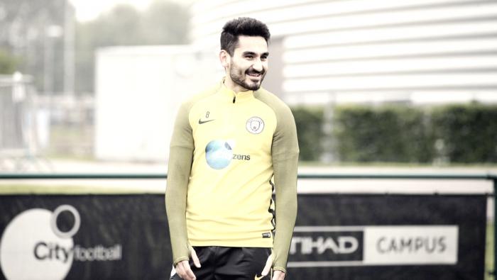 """Gundogan pode retornar ao City a tempo para o início da temporada: """"Acho que estou em boa forma"""""""