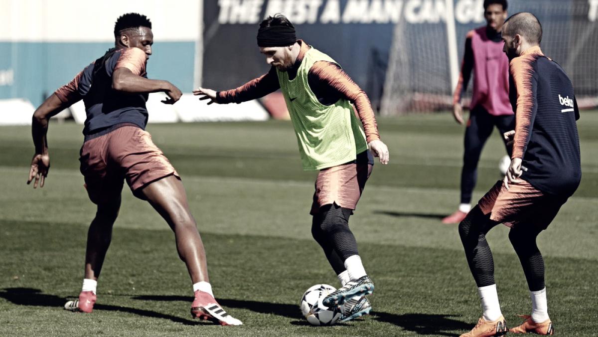Champions League - Il Barcellona attende il Chelsea con il dubbio Iniesta