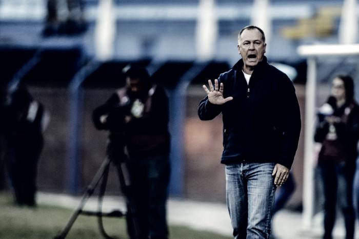 """Nova derrota do Cruzeiro não abala Mano: """"Nem tudo é motivo de crítica"""""""