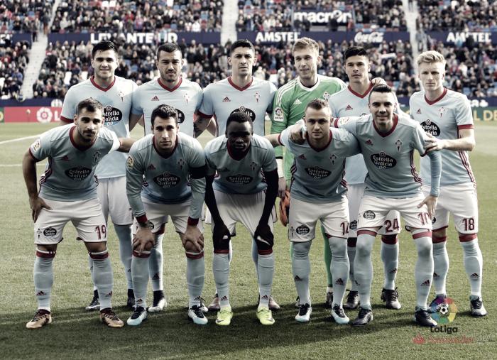 Liga - Sisto stende il Levante: il Celta Vigo vince 0-1