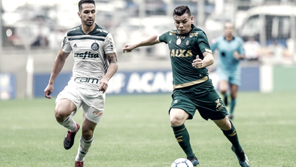 Em seu melhor momento, Ruy valoriza invencibilidade do América-MG pelo Brasileiro