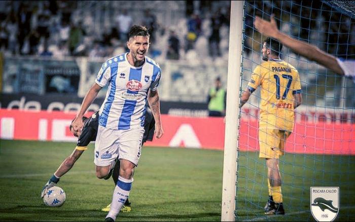 Pescara - Pro Vercelli: una sfida nel segno della solidarietà