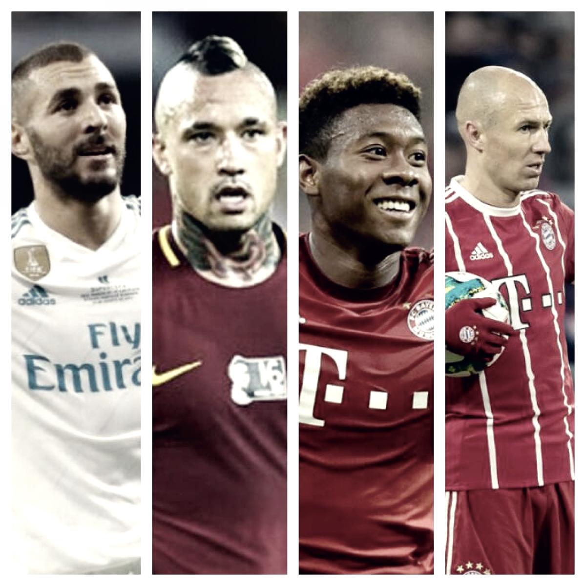 """La Top 11 dei """"Grandi esclusi"""" dal mondiale: squadra stellare!"""
