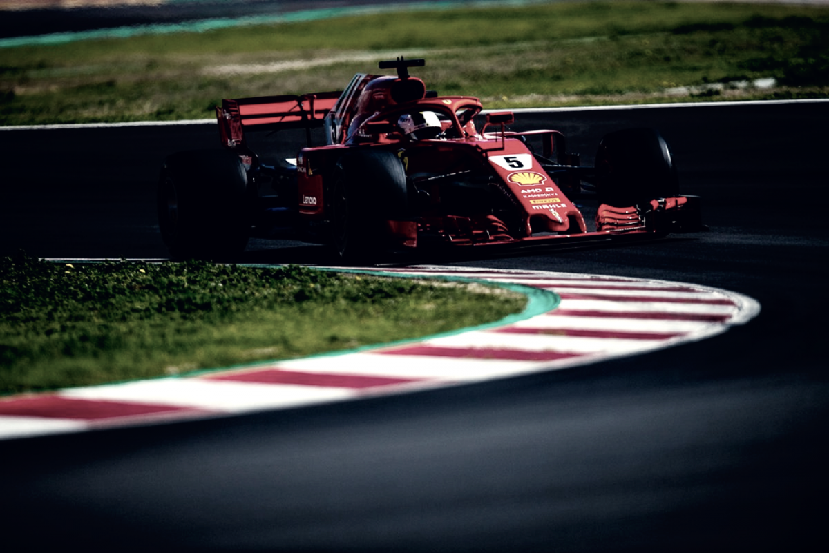 Test Formula 1 - Vettel da record, sorprendono la Toro Rosso e la Haas