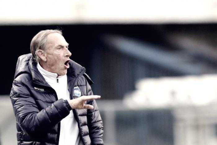 """Pescara, parla Zeman: """"Domani potrebbero esserci delle novità"""""""