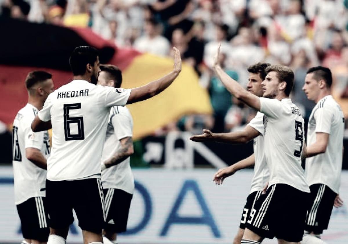 Entre as favoritas, Alemanha busca feito raro na Copa do Mundo: emplacar um bicampeonato