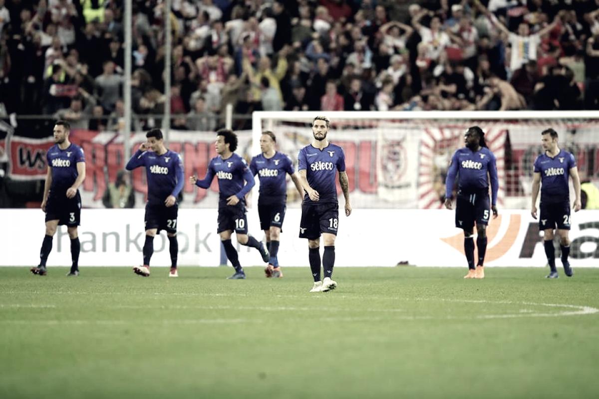 La Lazio saluta l'Europa League: suicidio calcistico a Salisburgo
