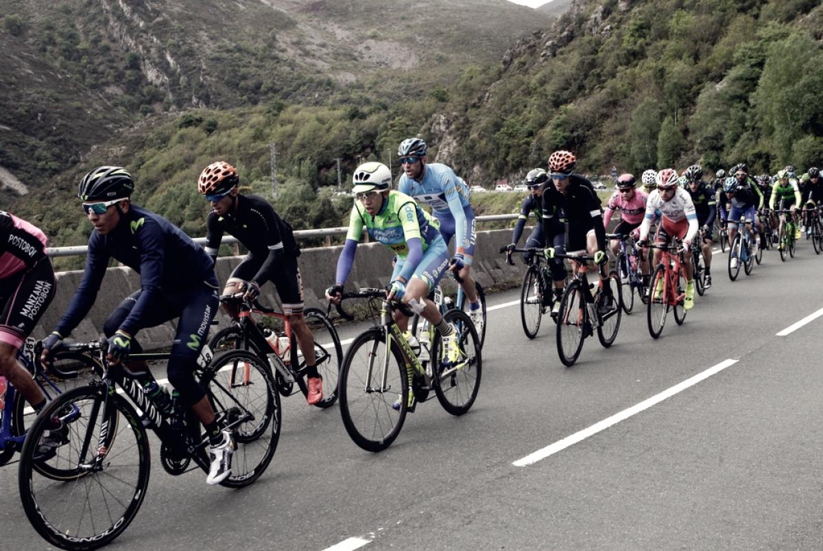 Previa Vuelta a Asturias 2018: el pelotón se traslada al Principado