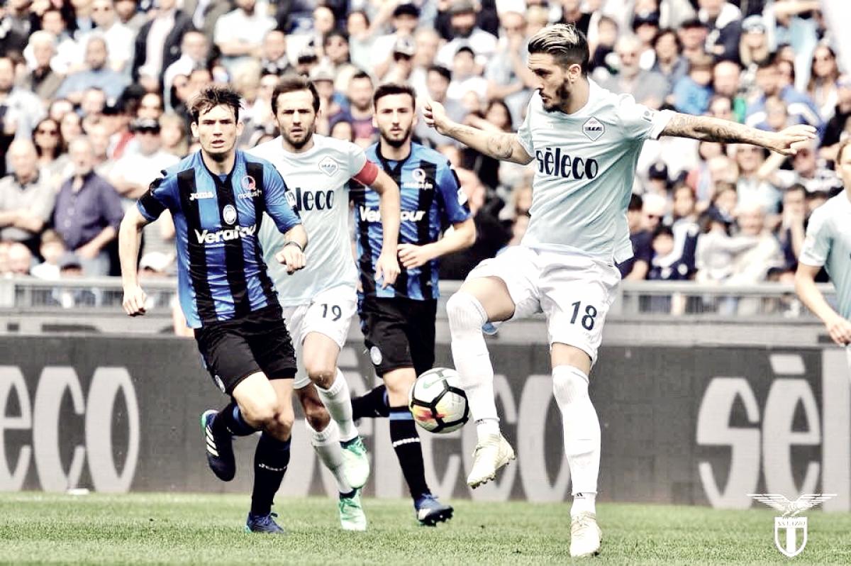 Lazio, lesione alla coscia per Luis Alberto: out 15-20 giorni