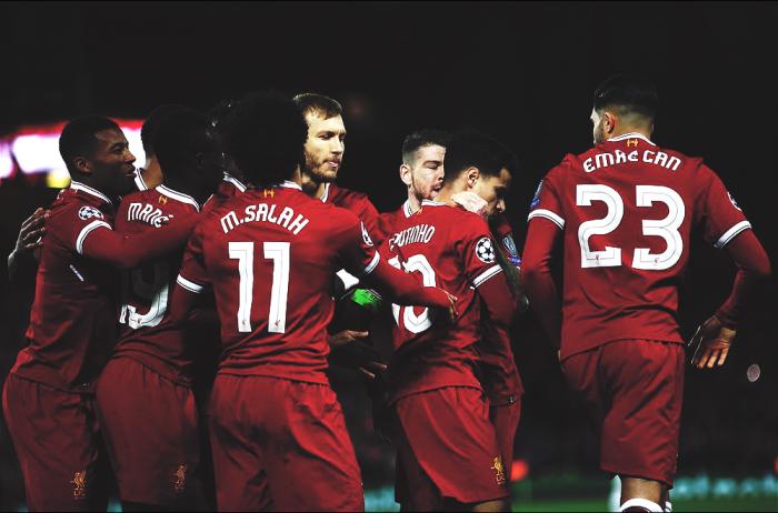 Champions, Liverpool e Siviglia agli 8/i