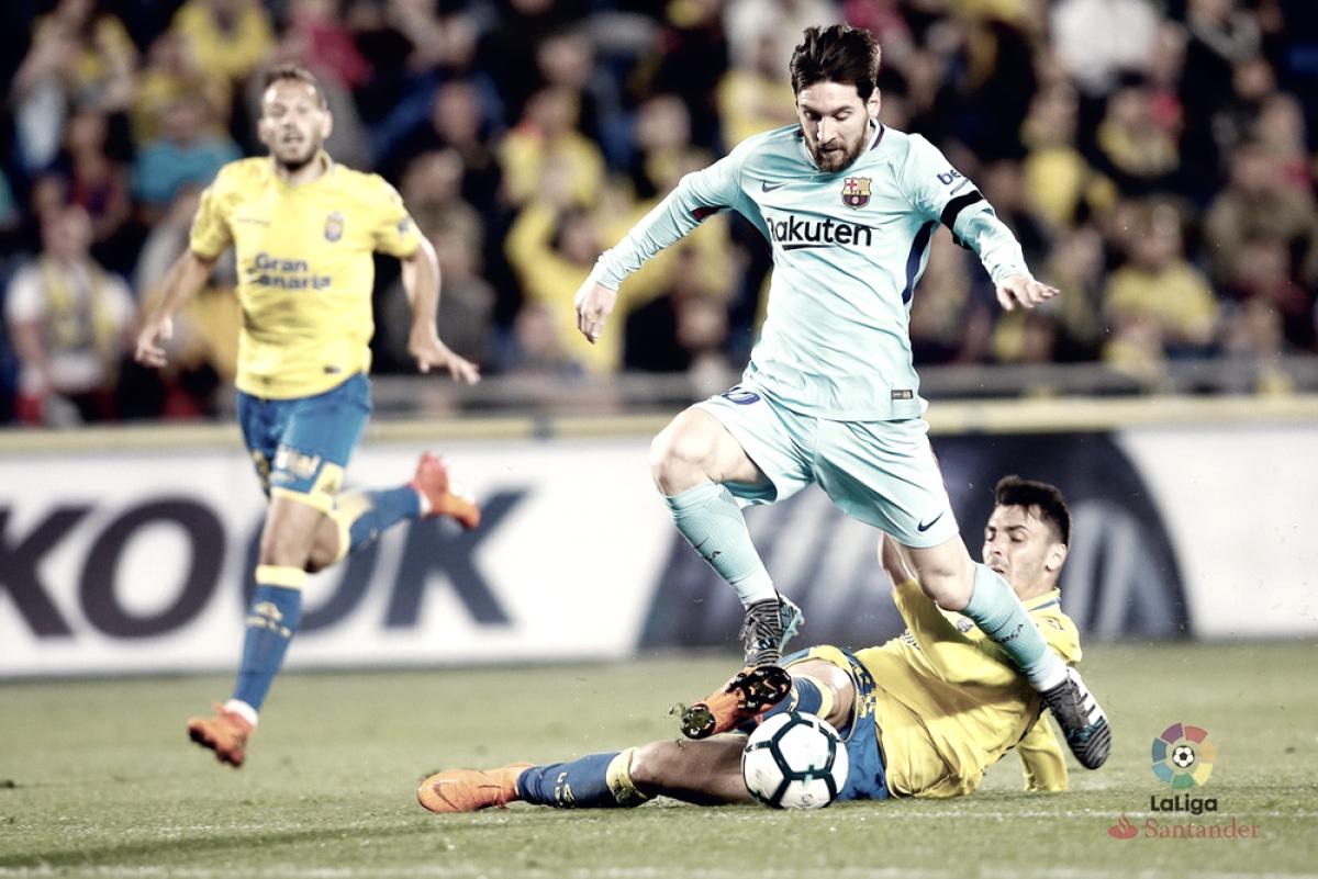 Liga, Barcellona-Atletico Madrid 1-0: decide Messi