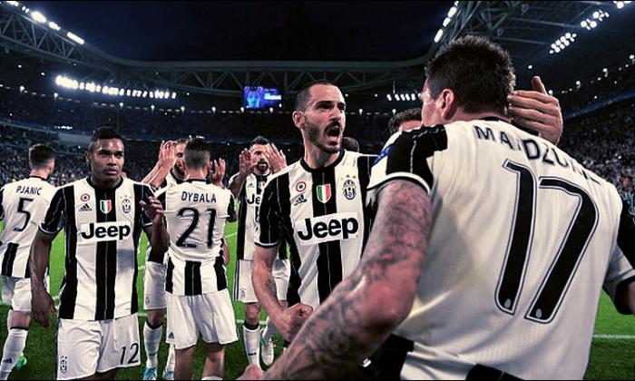 Champions League - La Juventus vola a Cardiff: battuto il Monaco 2-1