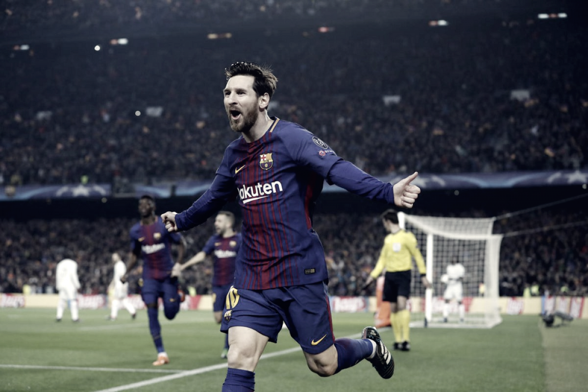 Champions League - Messi fa fuori il Chelsea: il Barcellona vince 3-0