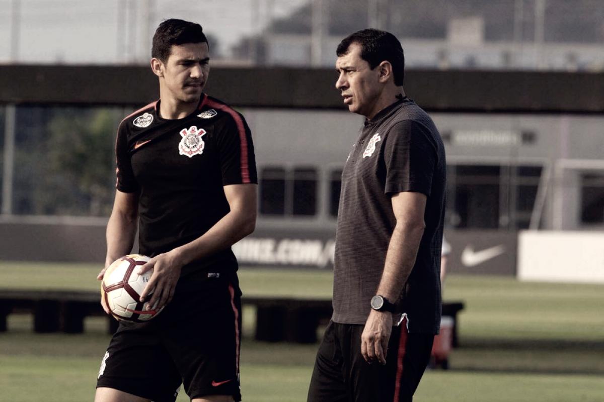 Com time misto, Corinthians enfrenta Ceará para apagar sequência negativa