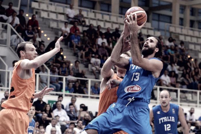 Eurobasket 2017 - Pubblicato il calendario: Italia di scena a Tel Aviv