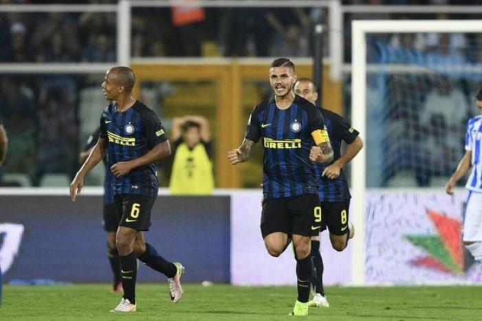 Serie A, Icardi al 92' fa risorgere l'Inter: 1-2 contro un ottimo Pescara