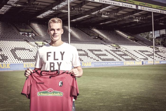 Ex-Real Madrid, Freiburg anuncia contratação do jovem zagueiro Philipp Lienhart