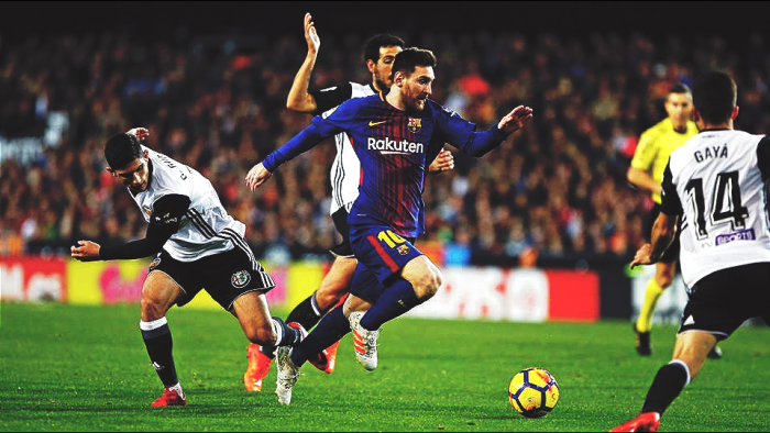 Barcellona, non assegnato un gol clamoroso a Messi