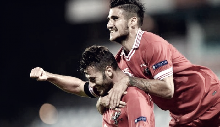 Serie B - Nicastro risponde a Kragl: 1-1 tra Perugia e Frosinone