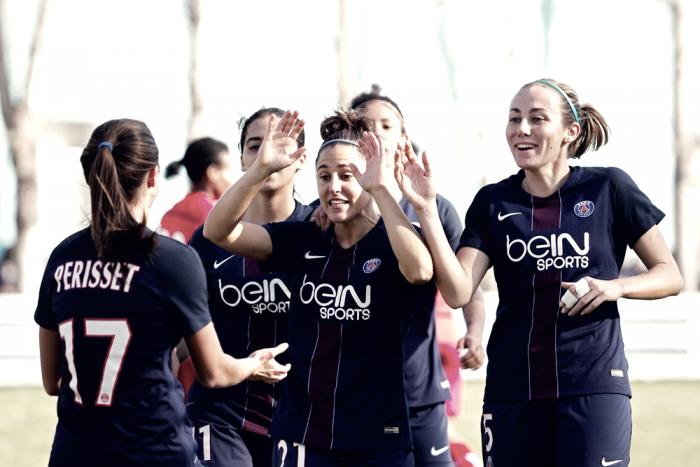 Em segunda rodada marcada por goleadas, PSG vence a primeira na D1 Féminine