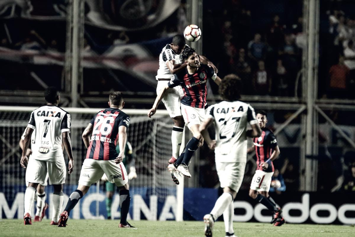 Em partida apática, Atlético-MG perde para os reservas do San Lorenzo na Argentina