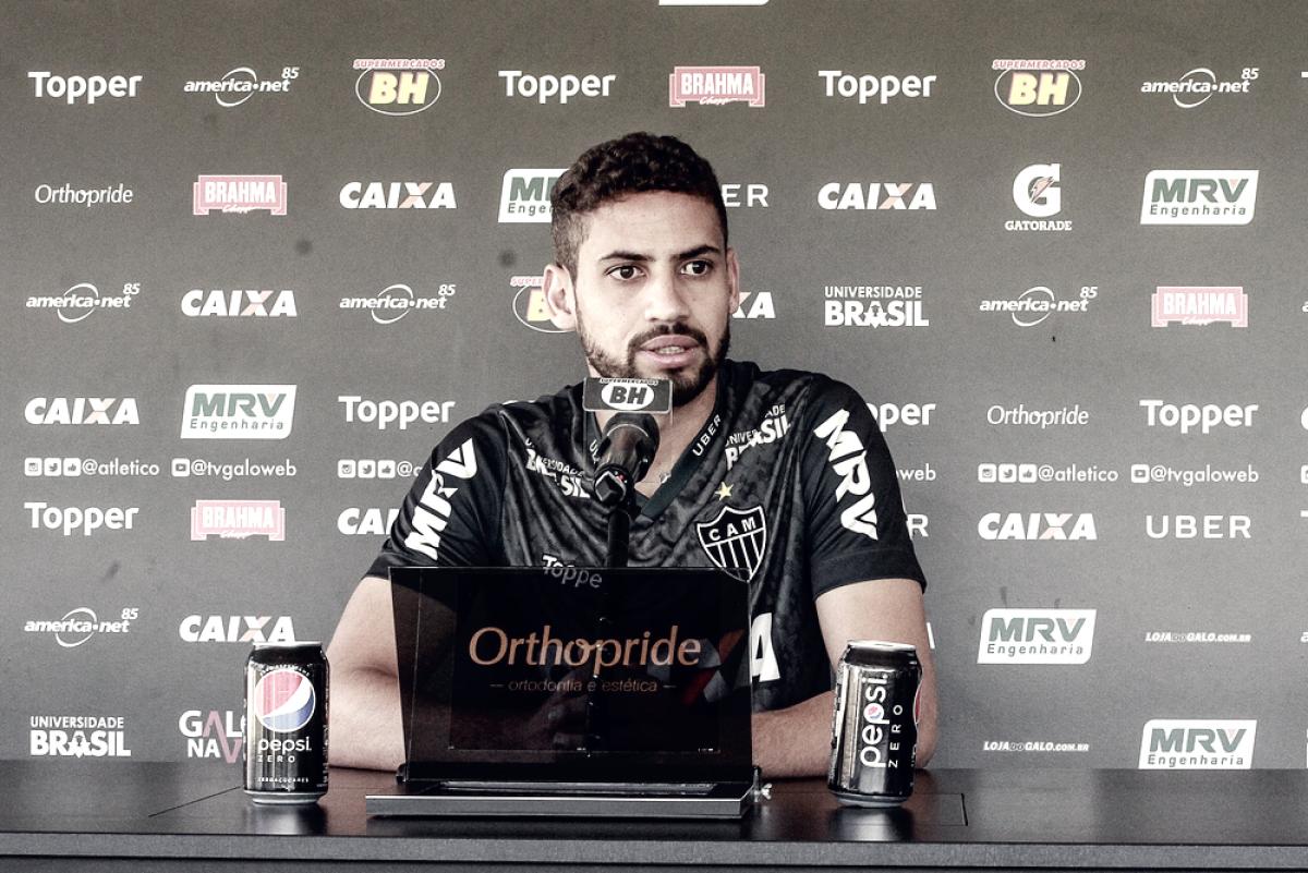 Com um toque francês, Gabriel confia na 'sincronia' para recuperação do Atlético-MG