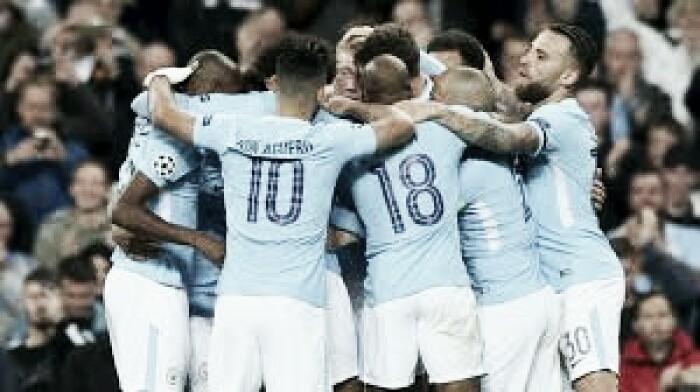 El City sigue invicto en la Champions League
