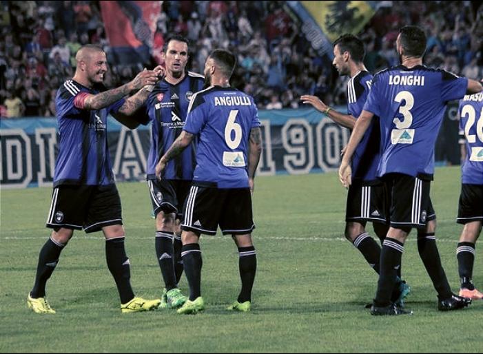 Coppa Italia - Passano Trapani, Lecce, Vicenza e Pisa