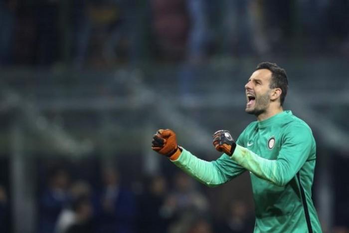 """Inter, parla Handanovic: """"Contento di aver rinnovato fino al 2019"""""""