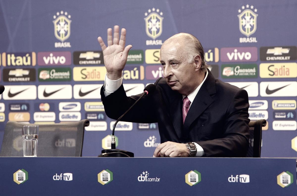 Para sempre! Del Nero é banido pela Fifa de qualquer atividade relacionada ao futebol