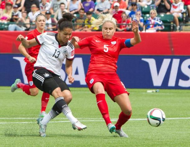 England Make History, Beat Germany to Claim 3rd Place in 2015 Women's World Cup
