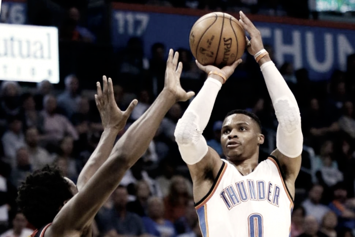NBA, Westbrook non basta ad OKC. Nowitzki entra nella storia