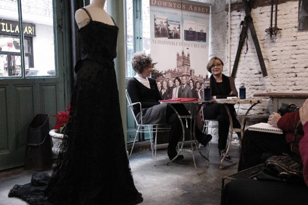 Moda al estilo 'Downton Abbey'