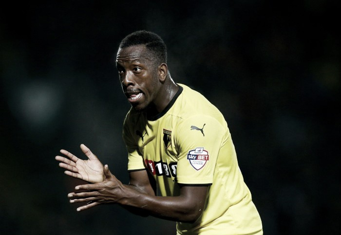 Watford legend Doyley focused on new challenge