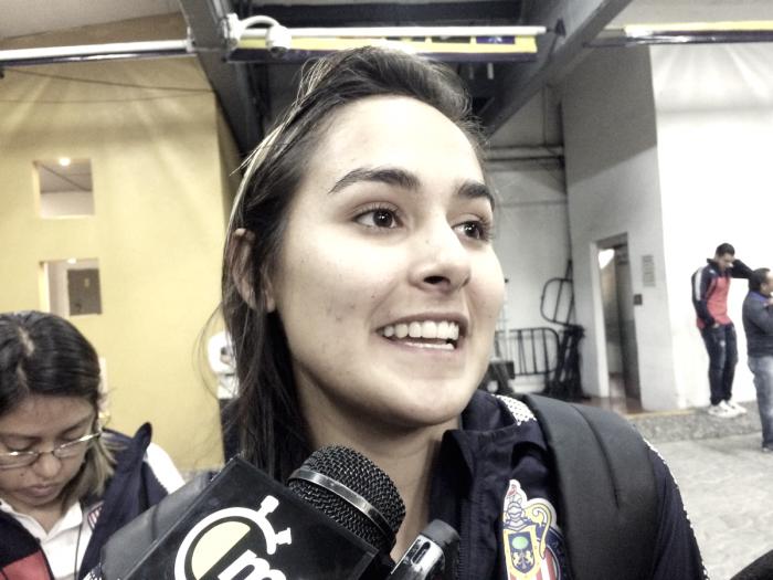 """Blanca Félix: """"Quiero ser campeona con Chivas"""""""