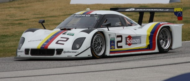 """Starworks Motorsport vai """"estrar"""" na ALMS como preparação para 2014"""