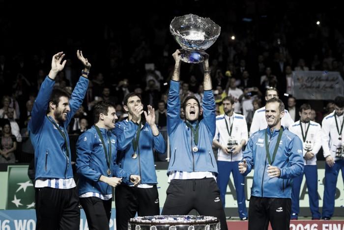 """Davis Cup, Del Potro: """"Una delle vittorie più belle"""""""