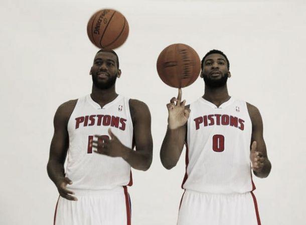 Detroit Pistons 2013/14