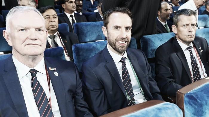 Inglaterra se enfrentará en Rusia 2018 a Bélgica, Panamá y Túnez
